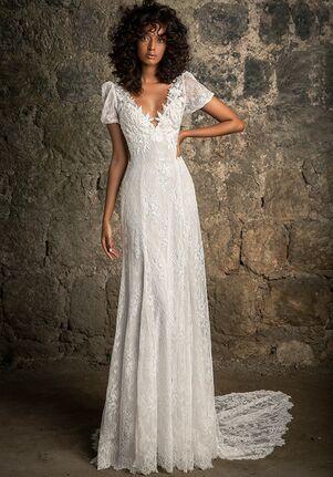 Pnina Tornai for Kleinfeld 4876T Wedding Dress