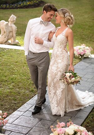 Stella York 6933 A-Line Wedding Dress