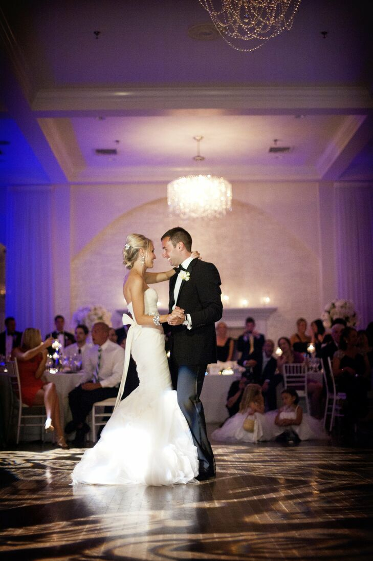 The First Dance at Belle Mer
