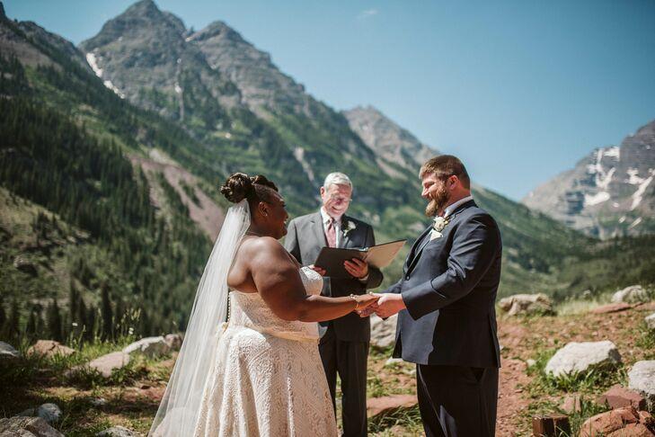 Natural Mountain Ceremony in Colorado