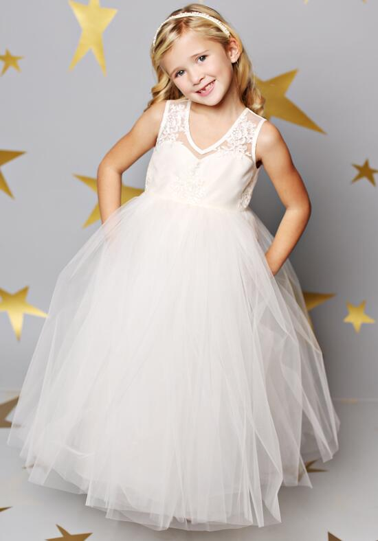 FATTIEPIE Belle Flower Girl Dress photo
