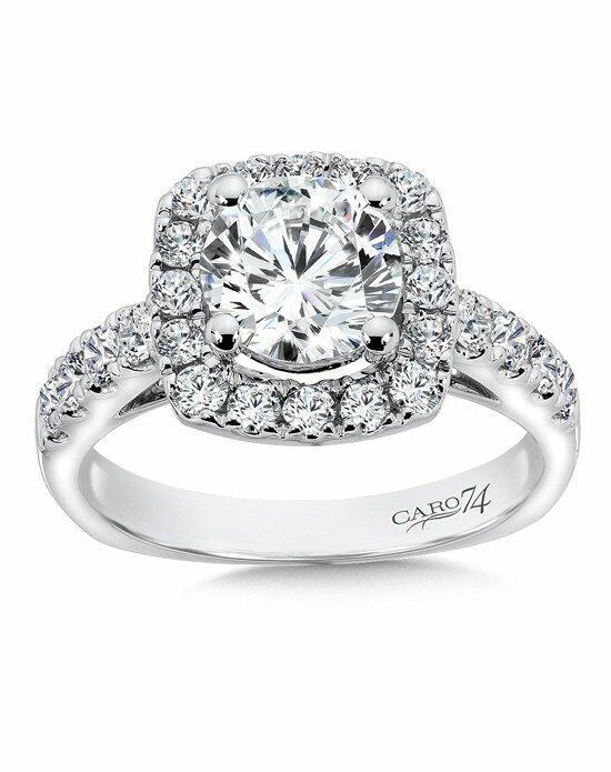 Caro 74 CR156W Engagement Ring photo