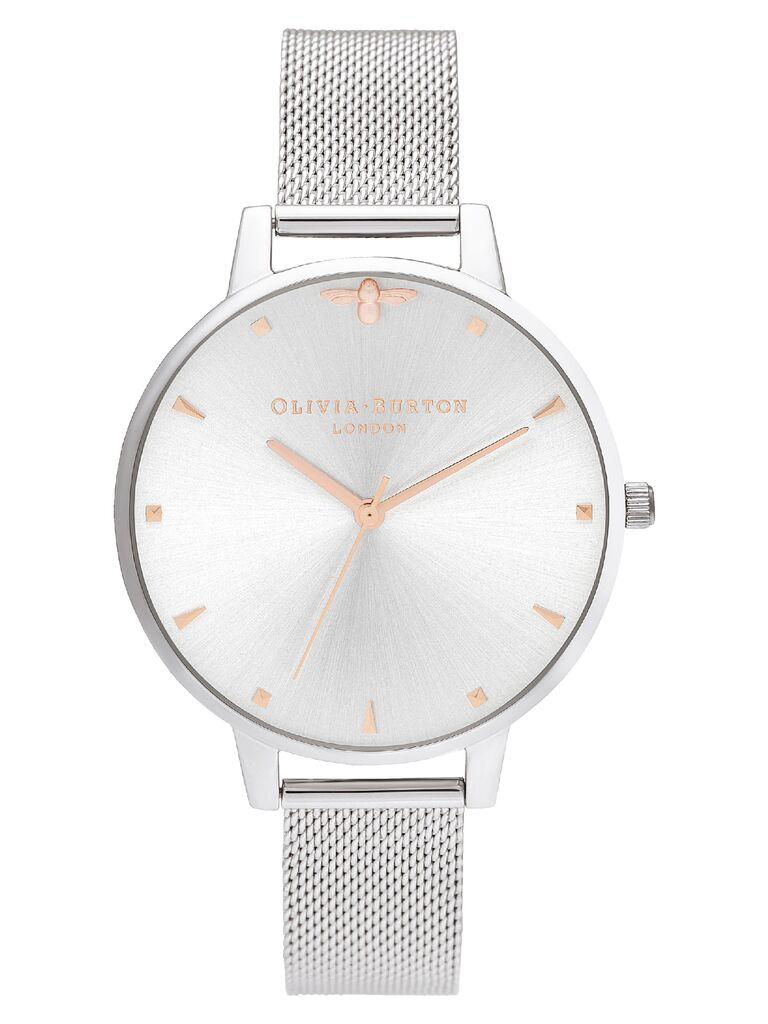 Classic watch bridesmaid present