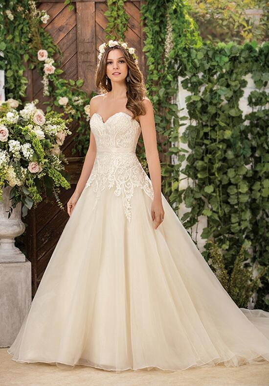 Jasmine Collection F181061 Wedding Dress photo