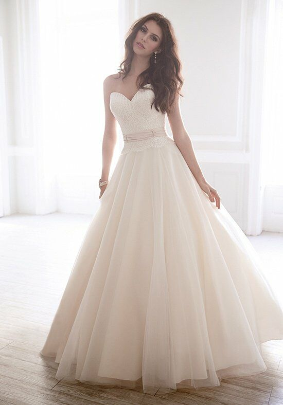 madison james mj165 wedding dress photo