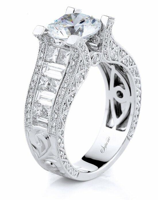 Supreme Jewelry SJ1720 Engagement Ring photo