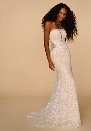 All Who Wander Piper Sheath Wedding Dress