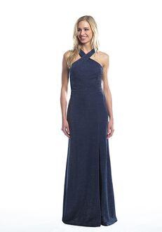 Bari Jay Bridesmaids 2052 Halter Bridesmaid Dress