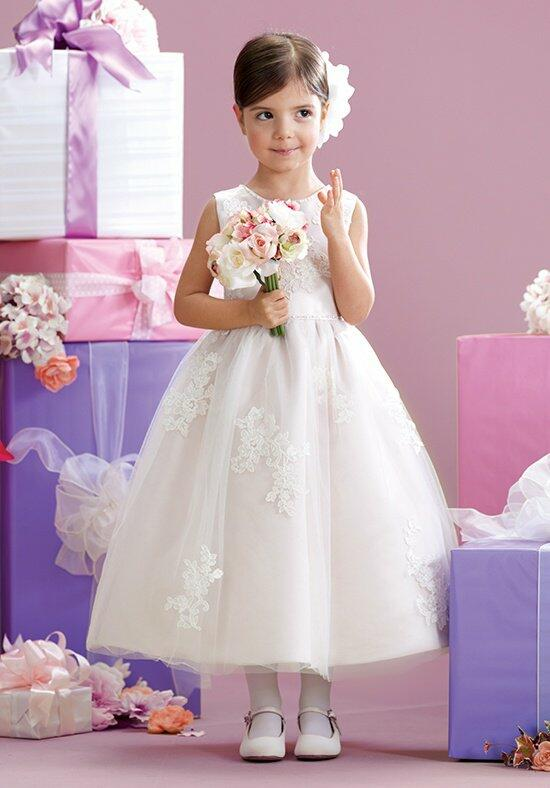 Joan Calabrese by Mon Cheri 215341 Flower Girl Dress photo