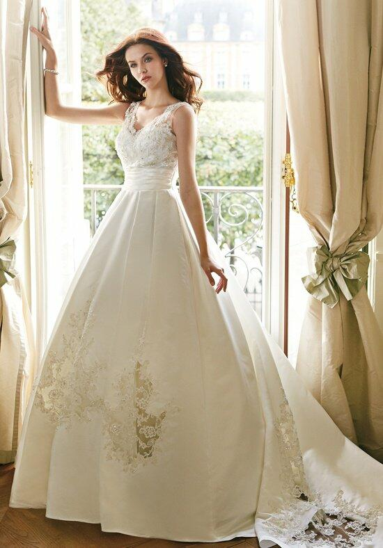 Jasmine Collection F151007 Wedding Dress photo
