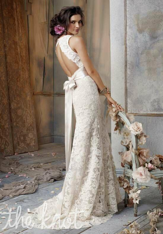 Jim Hjelm JH8011 Wedding Dress photo