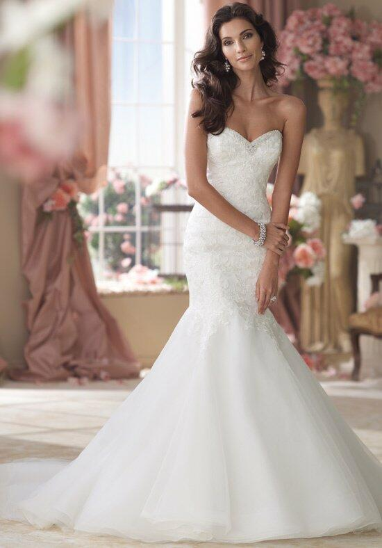 David Tutera for Mon Cheri 114278 Wedding Dress photo
