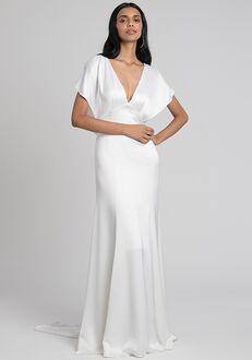 Jenny by Jenny Yoo Beale Sheath Wedding Dress