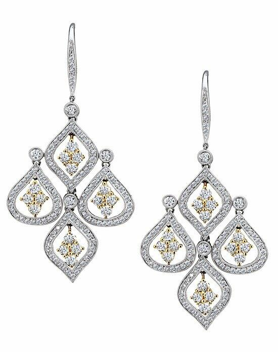 Supreme Fine Jewelry SJ01002 Wedding Earrings photo