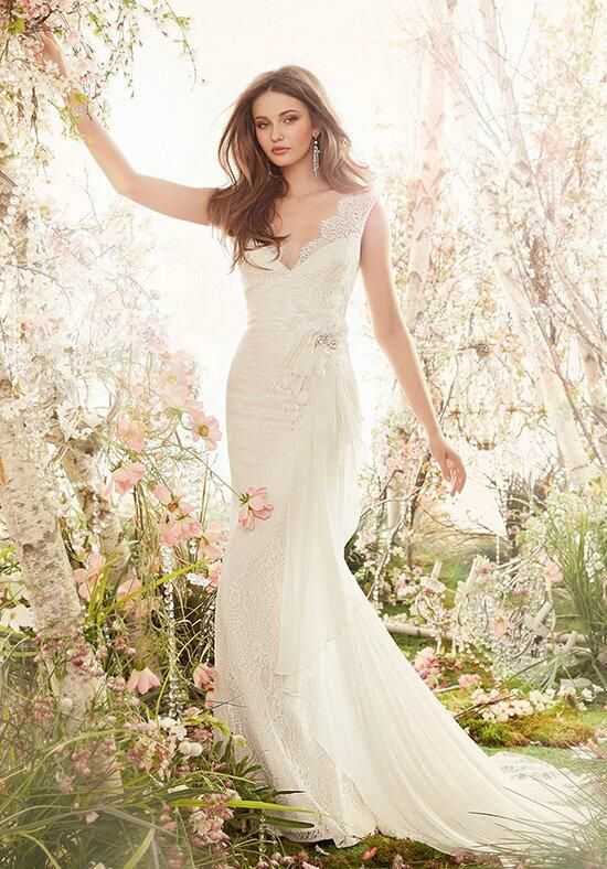 Jim Hjelm 8409 Wedding Dress photo