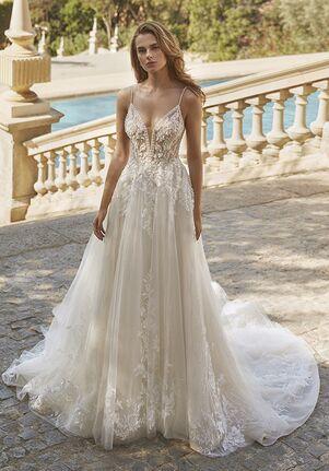 Demetrios 1149 A-Line Wedding Dress