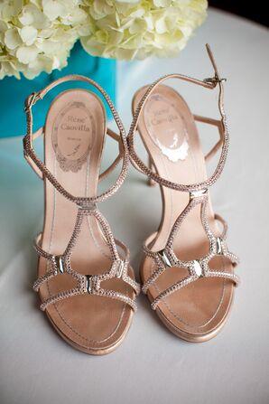 Rene Caovilla Bridal Shoes