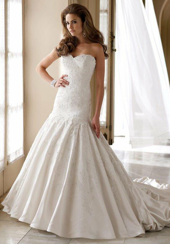 David Tutera for Mon Cheri 113202 Maybelle Wedding Dress photo