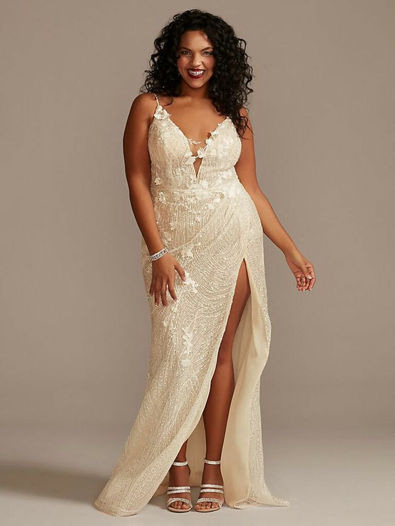 20 Plus Size Wedding Dresses for Every Size, Shape & Style