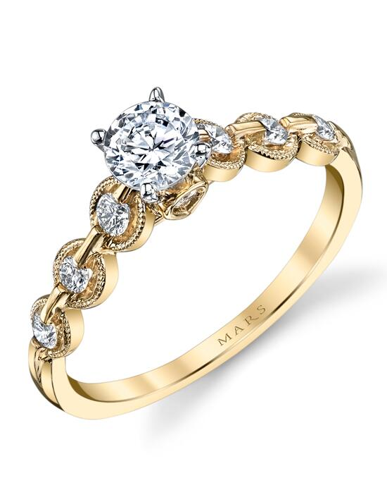 MARS Fine Jewelry MARS Jewelry 25845 Engagement Ring Engagement Ring photo
