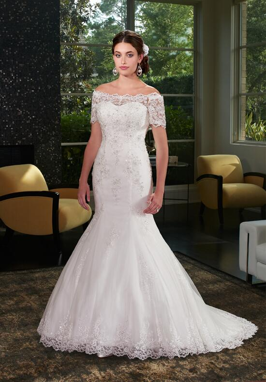 1 Wedding by Mary's Bridal 6407 Wedding Dress photo