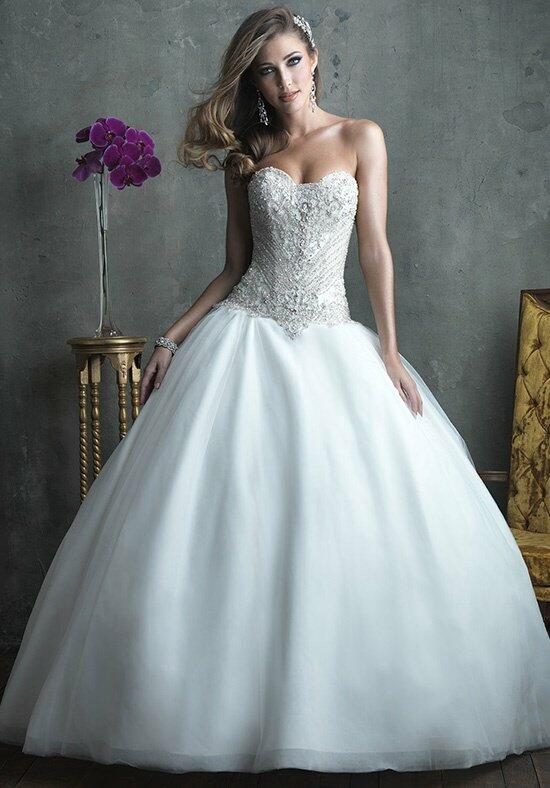Allure Couture C307 Wedding Dress photo