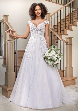 Jasmine Couture T232062 A-Line Wedding Dress