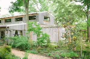 East Texas Rustic Barn Reception Venue