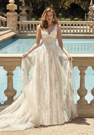 Demetrios 1133 A-Line Wedding Dress