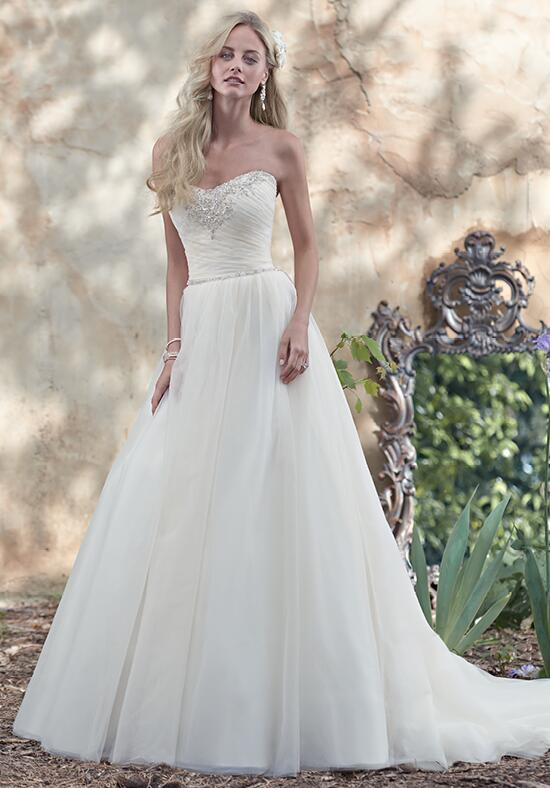Maggie Sottero Misty Wedding Dress photo