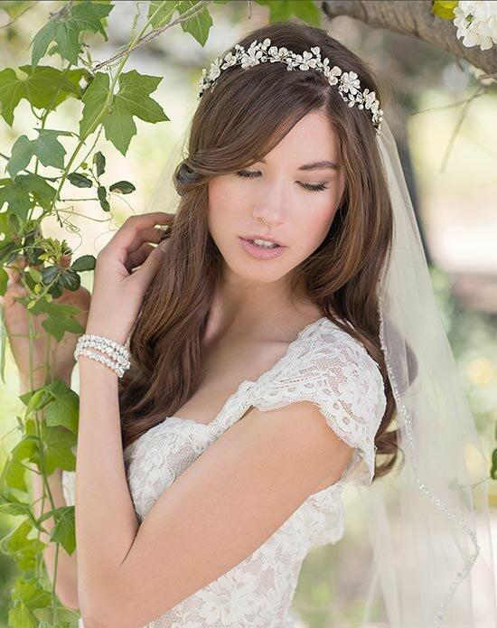 Bel Aire Bridal 6588 Wedding Headbands photo