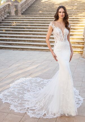 ÉLYSÉE Marlene Mermaid Wedding Dress