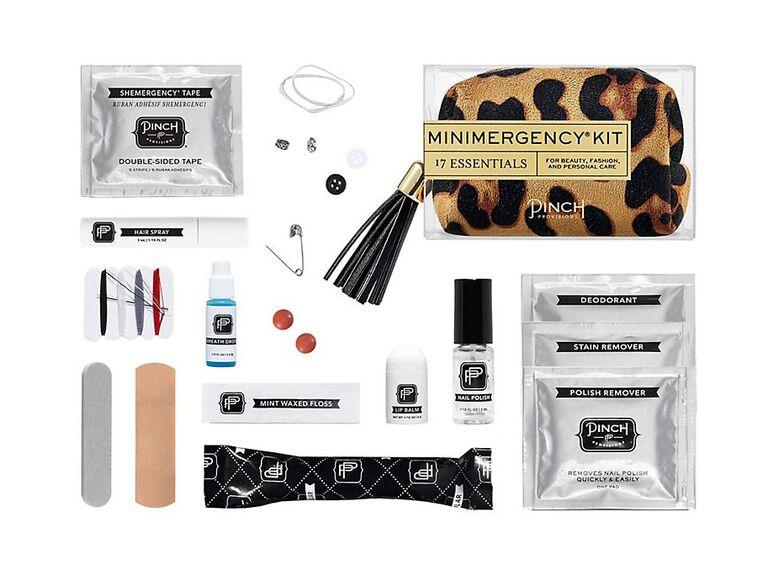 Minimergency bridesmaid kit
