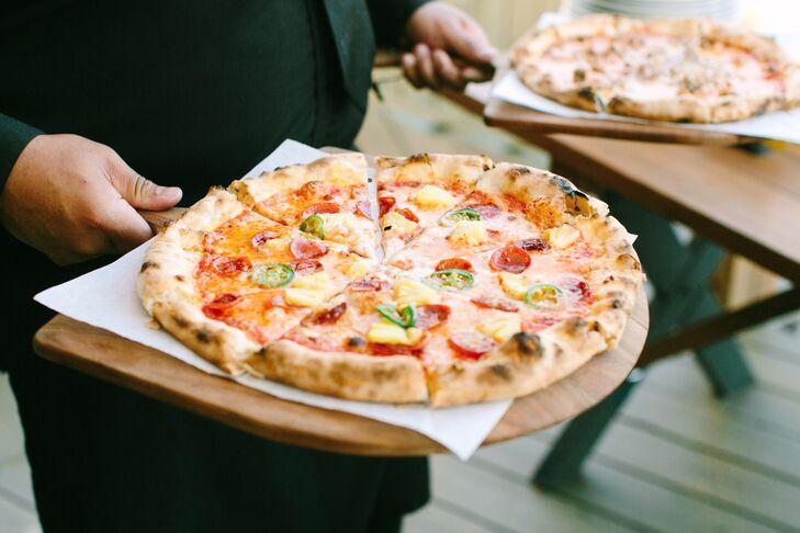 Passed Brick Oven Pizza