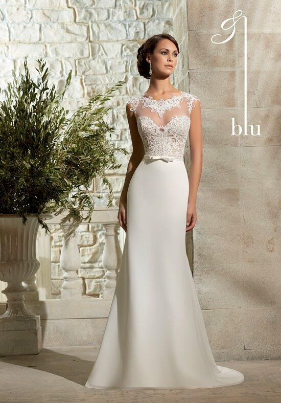 Blu by Madeline Gardner 5301 Wedding Dress photo