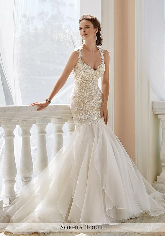 Sophia Tolli Y21672 Aprilia Wedding Dress photo