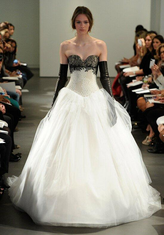 Vera Wang Spring 2014 Look 7 Wedding Dress photo