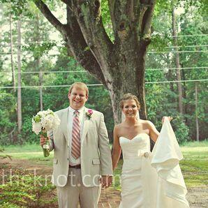 Brooke & Brett in Statham, GA