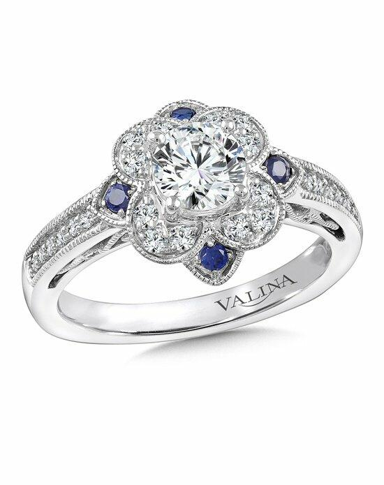 Valina R9759W-BSA Engagement Ring photo
