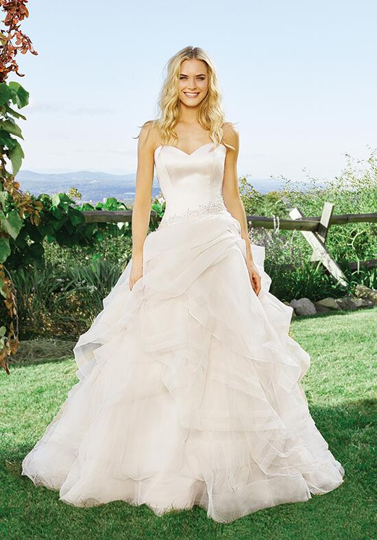 Lillian West 6430 Wedding Dress photo