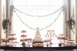Opulent Dessert Table