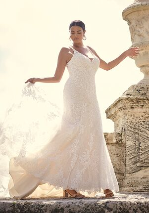 Sottero and Midgley DUBLIN LYNETTE Mermaid Wedding Dress