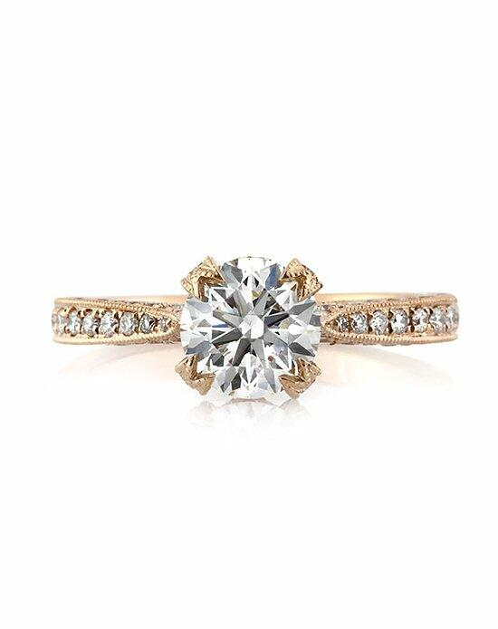 Mark Broumand 1.95ct Round Brilliant Cut Diamond Engagement Ring Engagement Ring photo