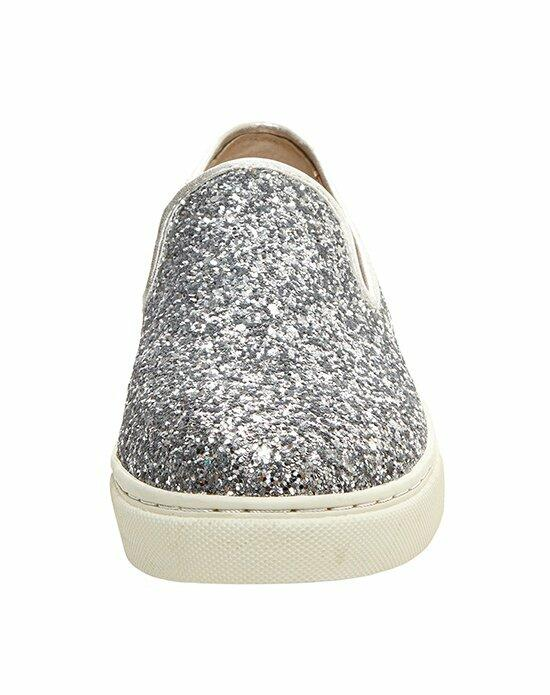 Blue by Betsey Johnson SB-EVE - SILVER GLITTER Wedding Shoes photo