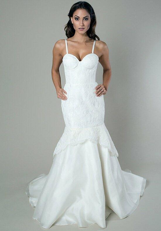 heidi elnora Gabriella Milad Wedding Dress photo