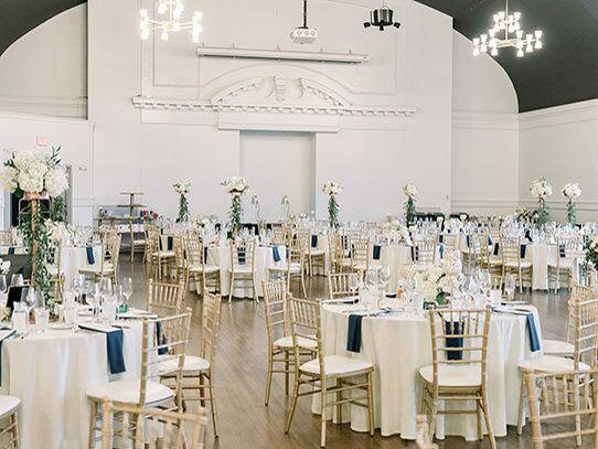 Buffalo wedding venue in Buffalo, New York.