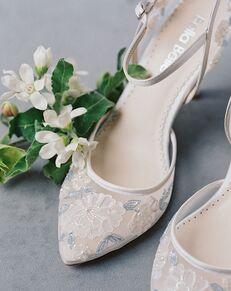 Bella Belle VIVIAN Blue Shoe