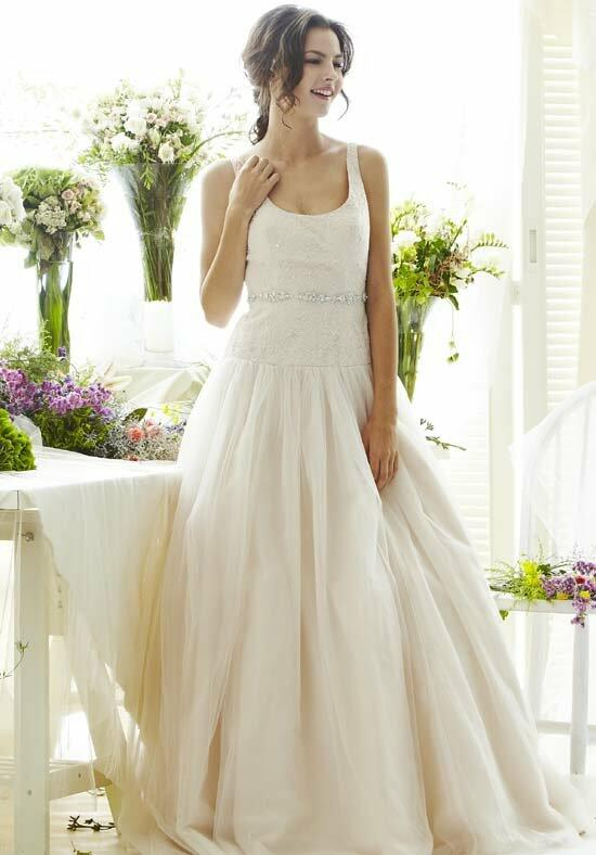 Saison Blanche Couture 4265 Wedding Dress photo