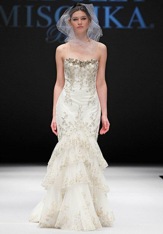 Badgley Mischka Bride Loren Wedding Dress photo
