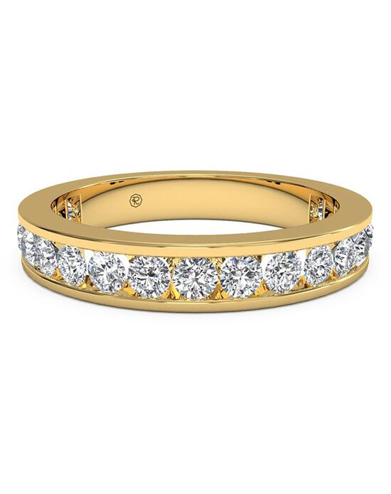 Ritani Women's Channel-Set Diamond Eternity Wedding Ring - in 18kt Yellow Gold - (1.05 CTW) Wedding Ring photo